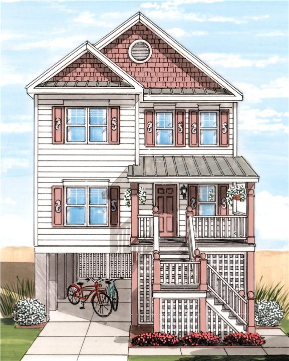 Light House 2 - Restore The Shore Collection - Exterior Artist's Rendering