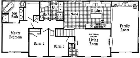 Click To View Pennwest Oakland's Page with an Enlarged Floor Plan